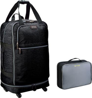 biaggi ZipSak 27 inch MicroFold Upright Black - biaggi Travel Duffels