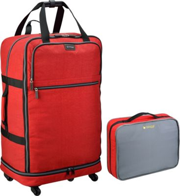 biaggi ZipSak 27 inch MicroFold Upright Red - biaggi Travel Duffels