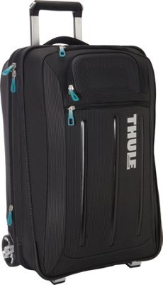 Thule Crossover 22 inch Rolling Upright Black - Thule Softside Carry-On