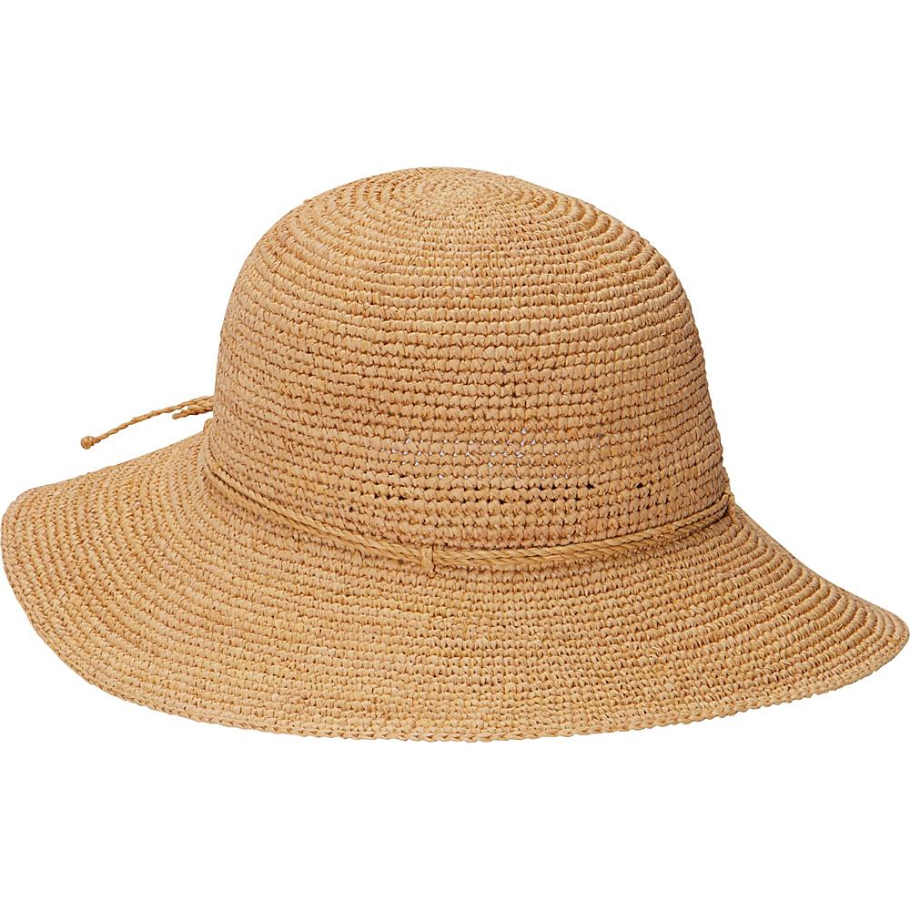 Helen Kaminski Caicos Nougat Helen Kaminski Hats Gloves Scarves