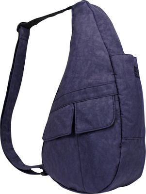 AmeriBag Healthy Back Bag  evo Distressed Nylon Extra Small Deep Atlantic - AmeriBag Fabric Handbags