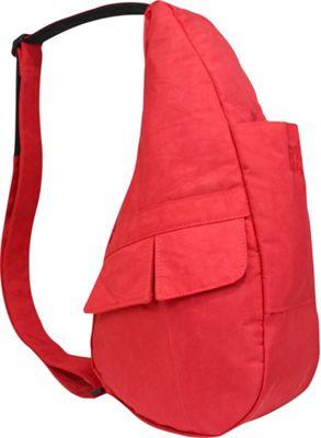 AmeriBag Healthy Back Bag ® evo Distressed Nylon Backpack ...