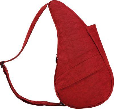 AmeriBag Healthy Back Bag  Distressed Nylon Extra - Backpack Handbags
