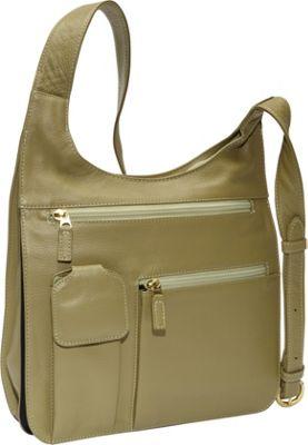 J. P. Ourse & Cie. Traveler Kiwi - J. P. Ourse & Cie. Leather Handbags