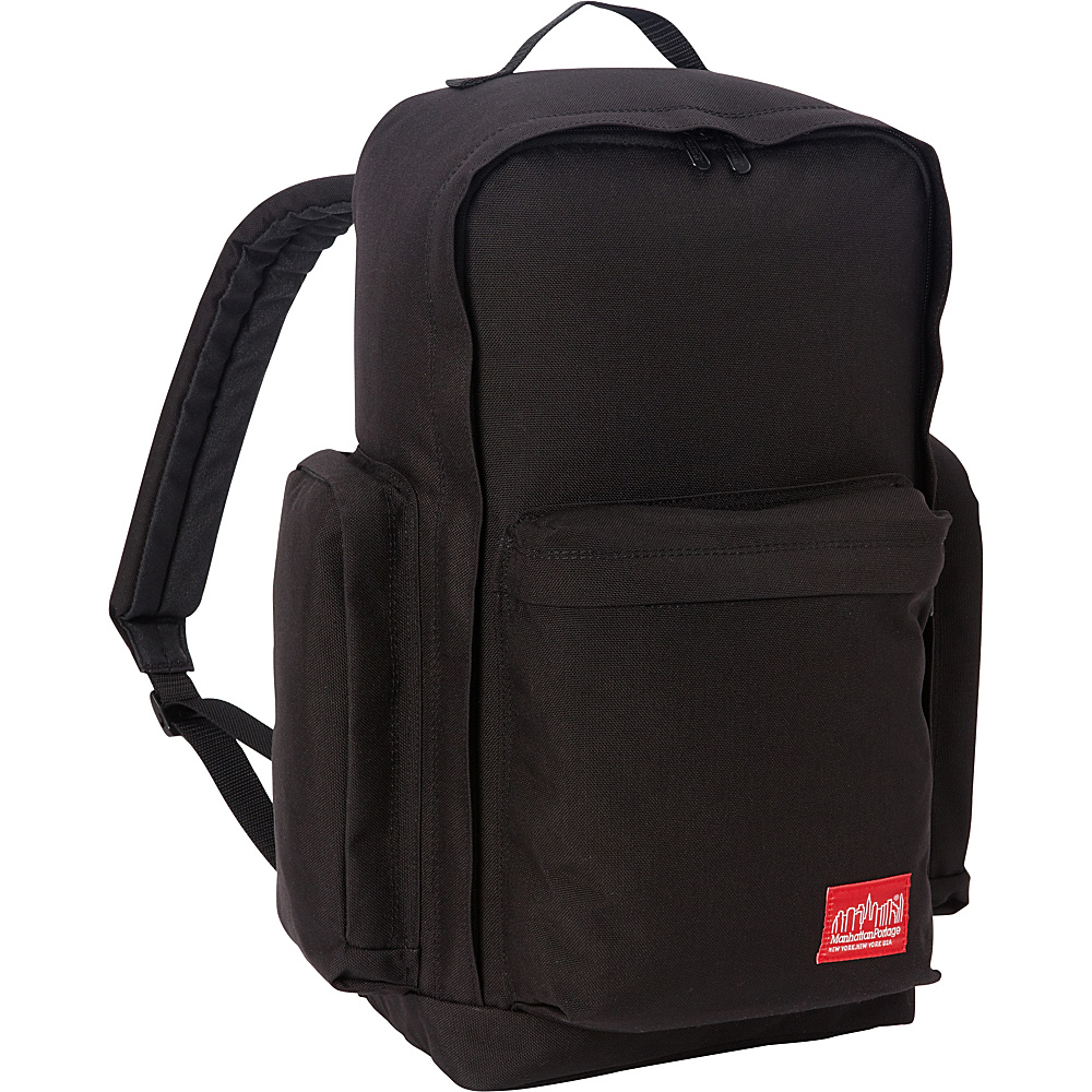 Manhattan Portage Hiking Daypack Black - Manhattan Portage Day Hiking Backpacks - Outdoor, Day Hiking Backpacks