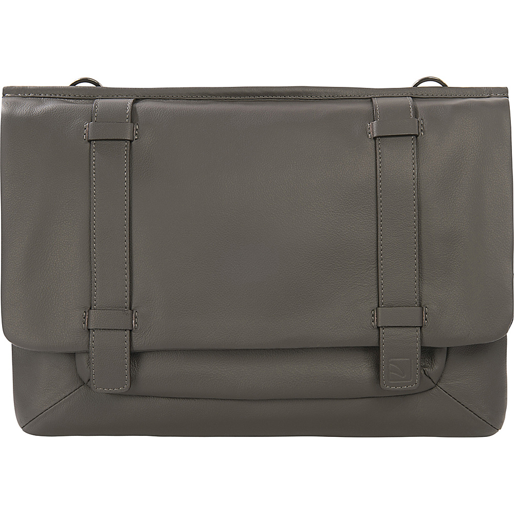 Tucano Tema MacBook Air Clutch Bag Grey Tucano Non Wheeled Business Cases