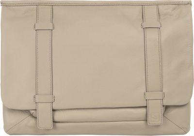 Tucano Tema MacBook Air Clutch Bag Ice White - Tucano Non-Wheeled Business Cases