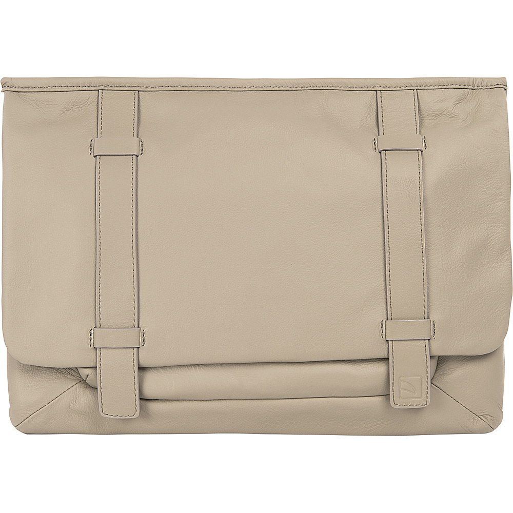 Tucano Tema MacBook Air Clutch Bag Ice White - Tucano Non-Wheeled Business Cases