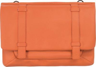 Tucano Tema MacBook Air Clutch Bag Orange - Tucano Non-Wheeled Business Cases