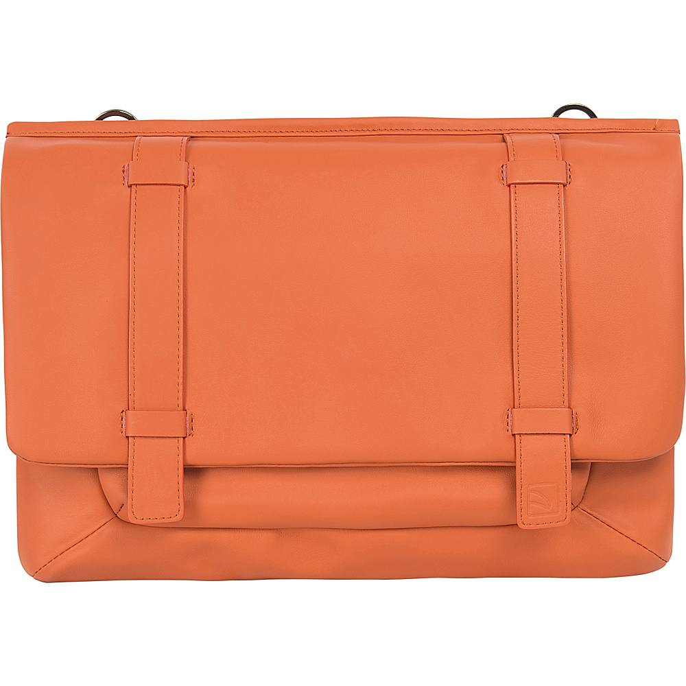 Tucano Tema MacBook Air Clutch Bag Orange Tucano Non Wheeled Business Cases