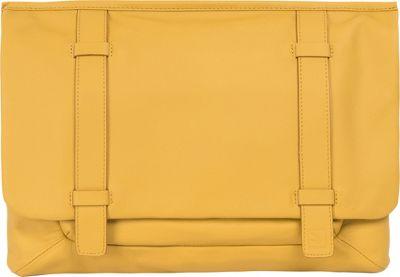 Tucano Tema MacBook Air Clutch Bag Yellow - Tucano Non-Wheeled Business Cases