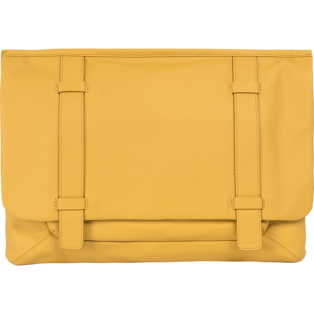 Tucano Tema MacBook Air Clutch Bag Yellow Tucano Non Wheeled Business Cases