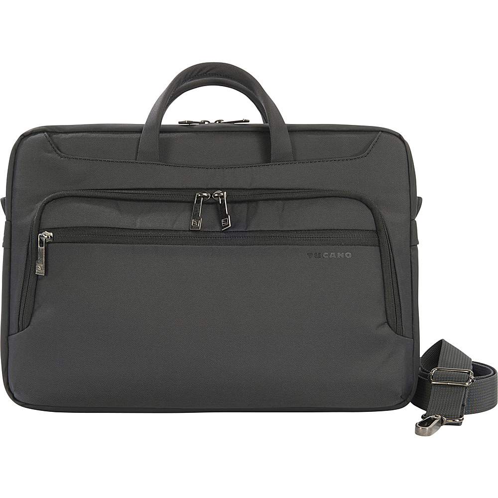 Tucano Work Out II MacBook Pro Compact Bag Black Tucano Non Wheeled Business Cases
