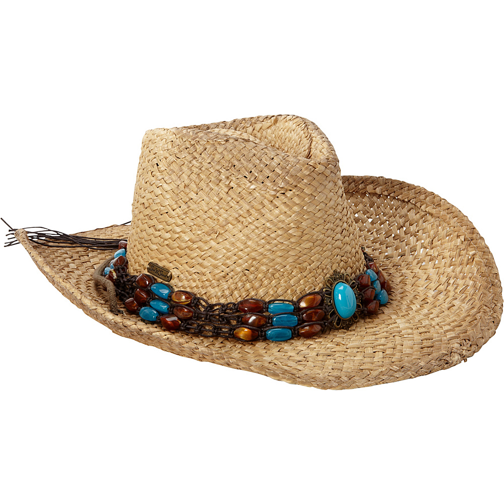 Sun N Sand Westerns One Size - N/A - Sun N Sand Hats/Gloves/Scarves - Fashion Accessories, Hats/Gloves/Scarves