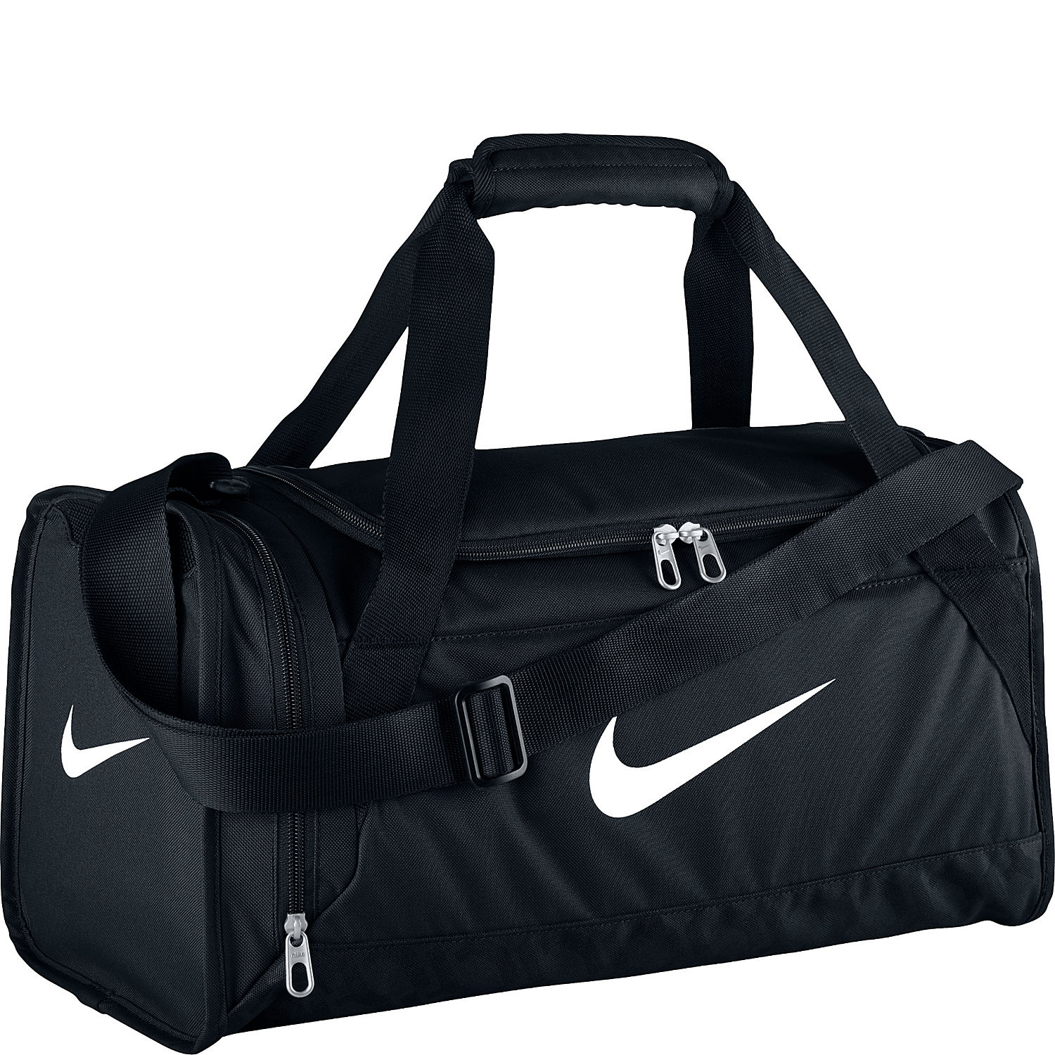 nike brasilia 6 x small duffel. Black Bedroom Furniture Sets. Home Design Ideas