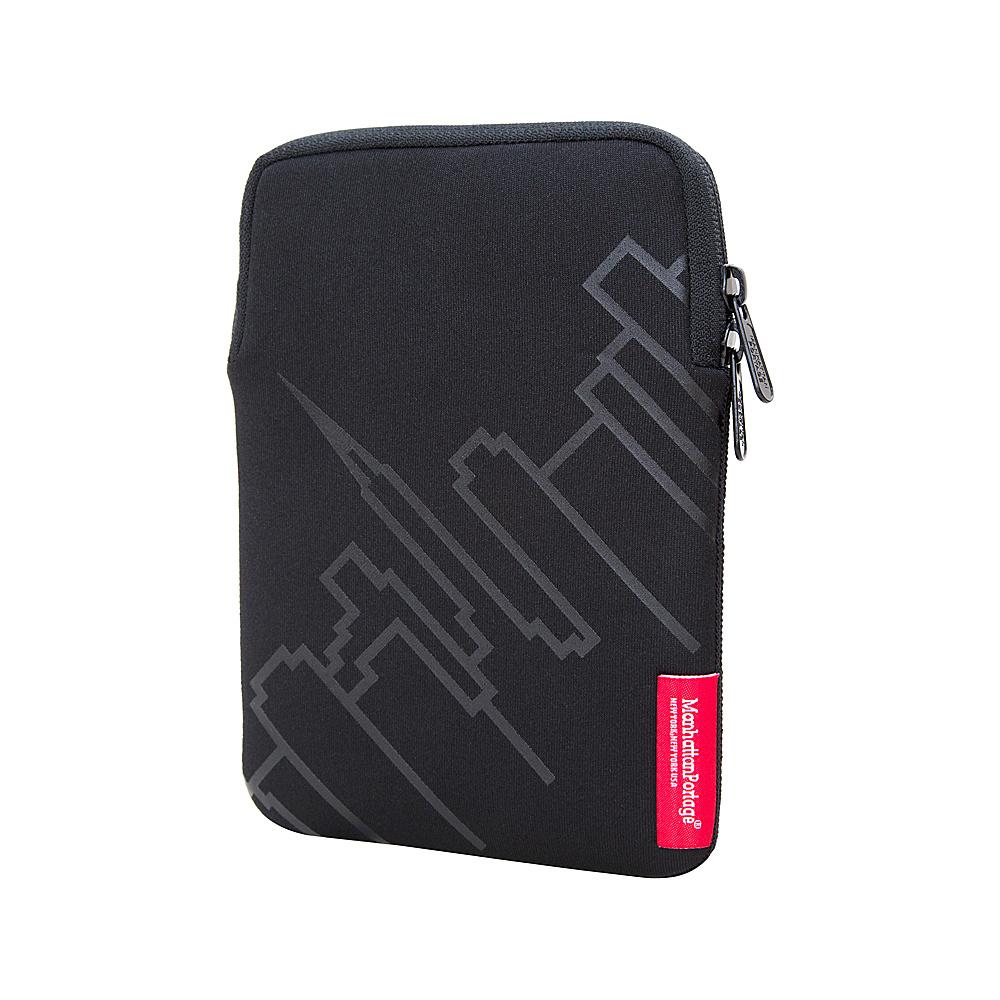 Manhattan Portage Skyline iPad Mini 8 Sleeve Black - Manhattan Portage Electronic Cases - Technology, Electronic Cases