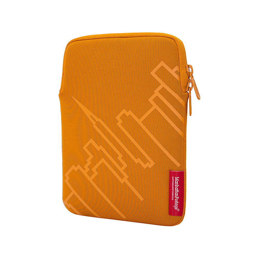 Manhattan Portage Skyline iPad Mini 8 Sleeve Orange - Manhattan Portage Electronic Cases - Technology, Electronic Cases