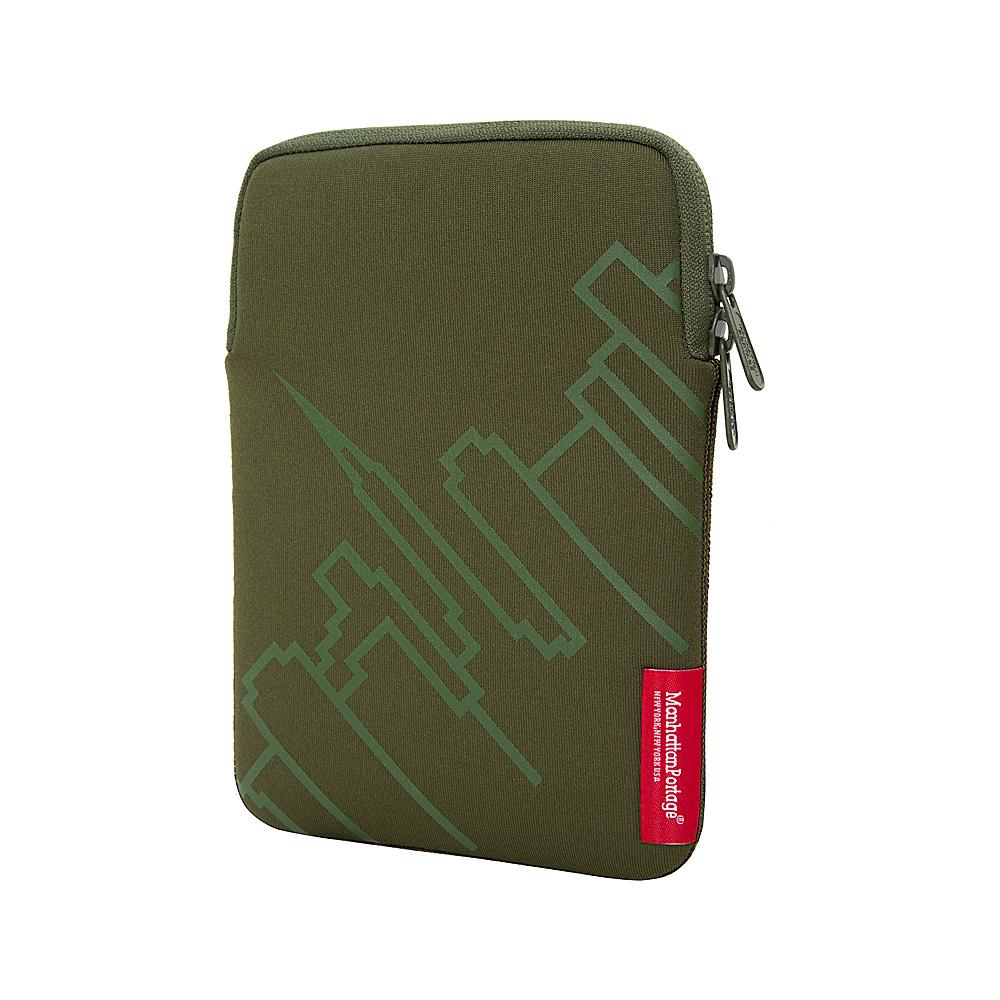 Manhattan Portage Skyline iPad Mini 8 Sleeve Olive - Manhattan Portage Electronic Cases - Technology, Electronic Cases