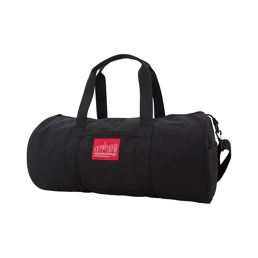 Manhattan Portage Chelsea Drum Bag (MD) Black - Manhattan Portage Travel Duffels - Duffels, Travel Duffels