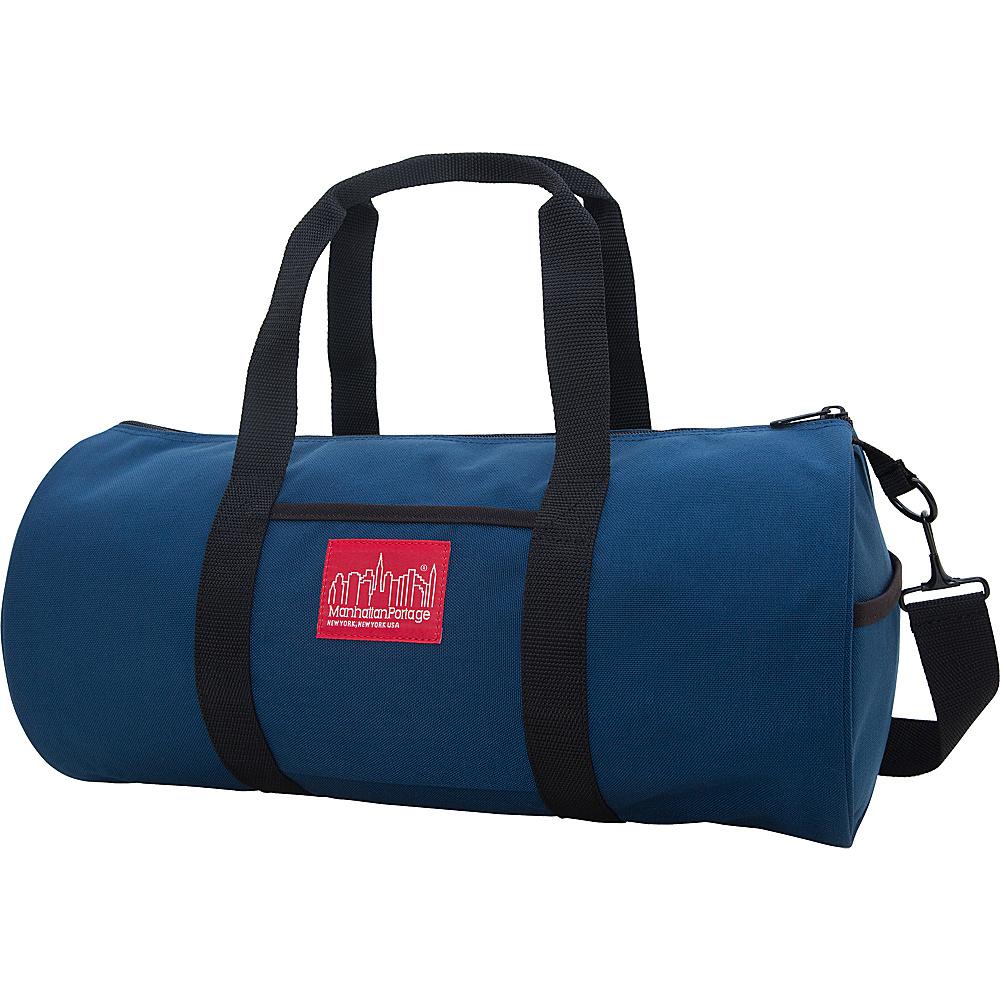 Manhattan Portage Chelsea Drum Bag (MD) Navy - Manhattan Portage Travel Duffels - Duffels, Travel Duffels