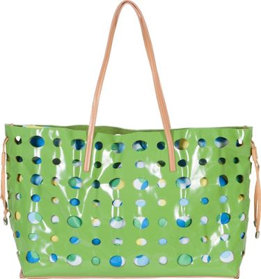 BUCO Bubble Lime Green - BUCO Manmade Handbags