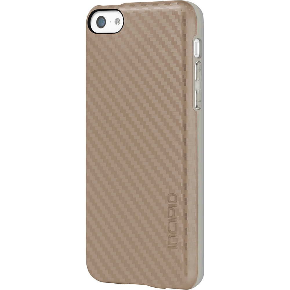 Incipio Feather CF for iPhone 5C Gold - Incipio Electronic Cases - Technology, Electronic Cases