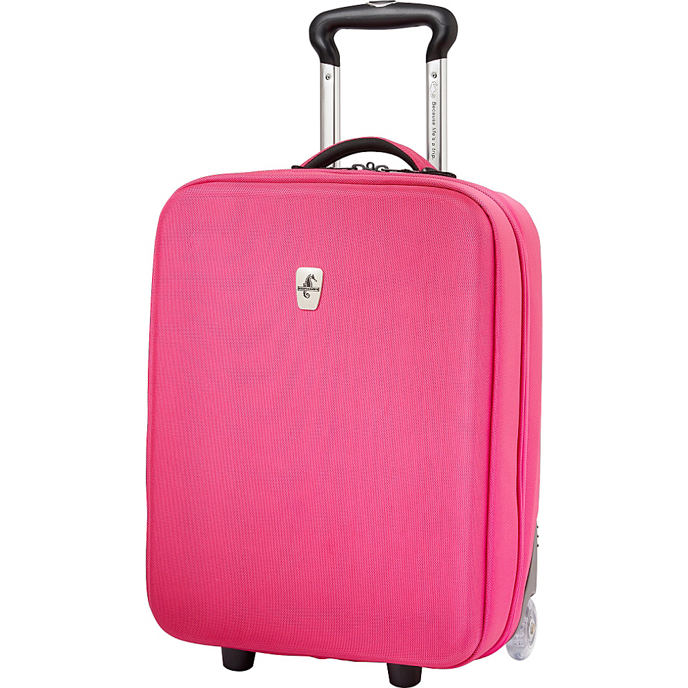 """Atlantic Debut 20"""" Carry-On Upright Luggage Pink - Atlantic Softside Carry-On"""