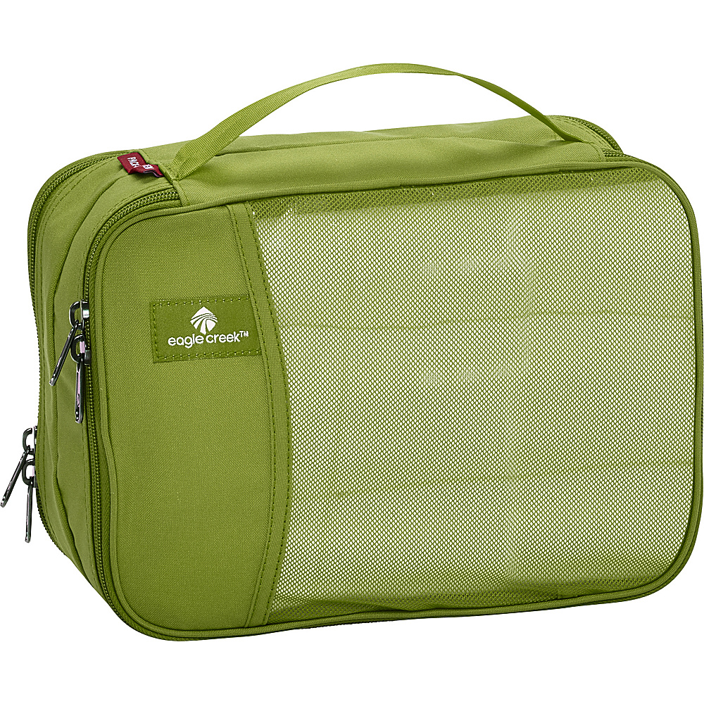 Eagle Creek Pack-It Clean Dirty Half Cube Fern Green - Eagle Creek Travel Organizers - Travel Accessories, Travel Organizers