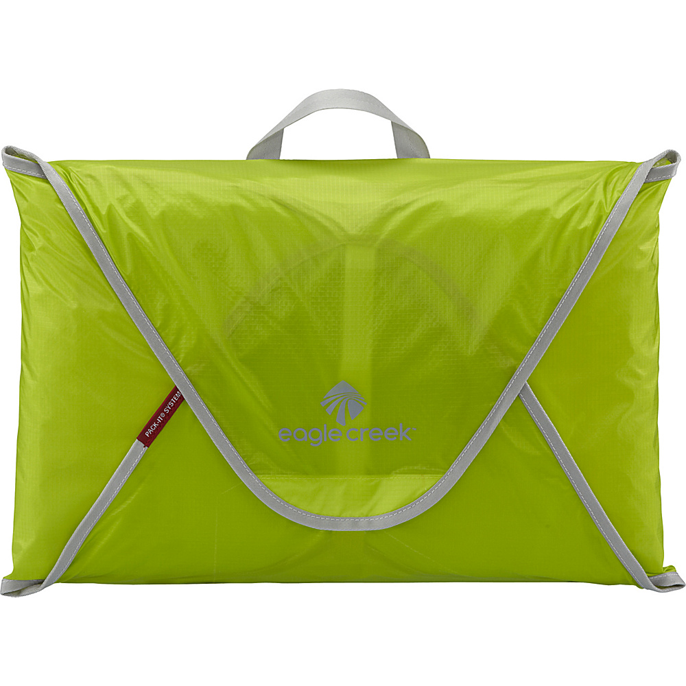 Eagle Creek Pack-It Specter Garment Folder Small Strobe Green - Eagle Creek Travel Organizers - Travel Accessories, Travel Organizers
