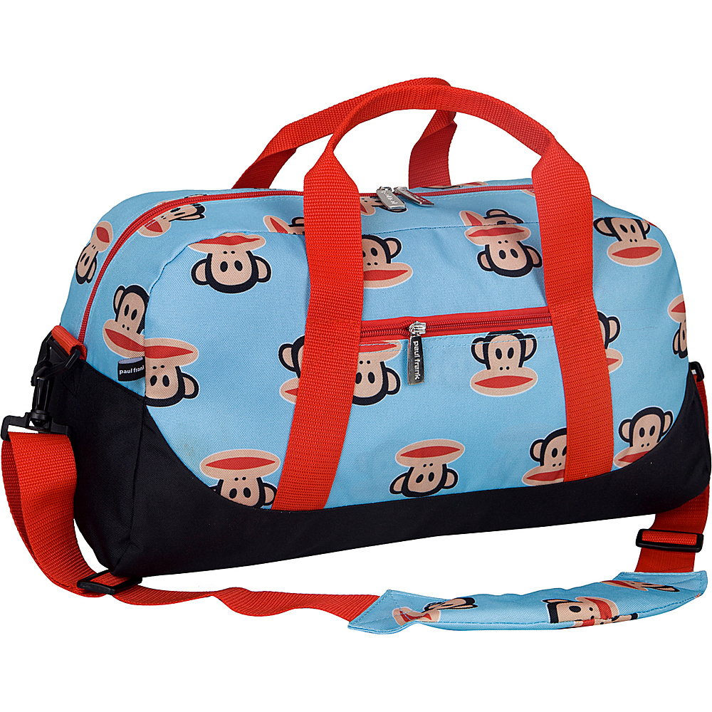 Wildkin Paul Frank Signature Overnighter Duffel Bag Paul Frank - Wildkin All Purpose Duffels