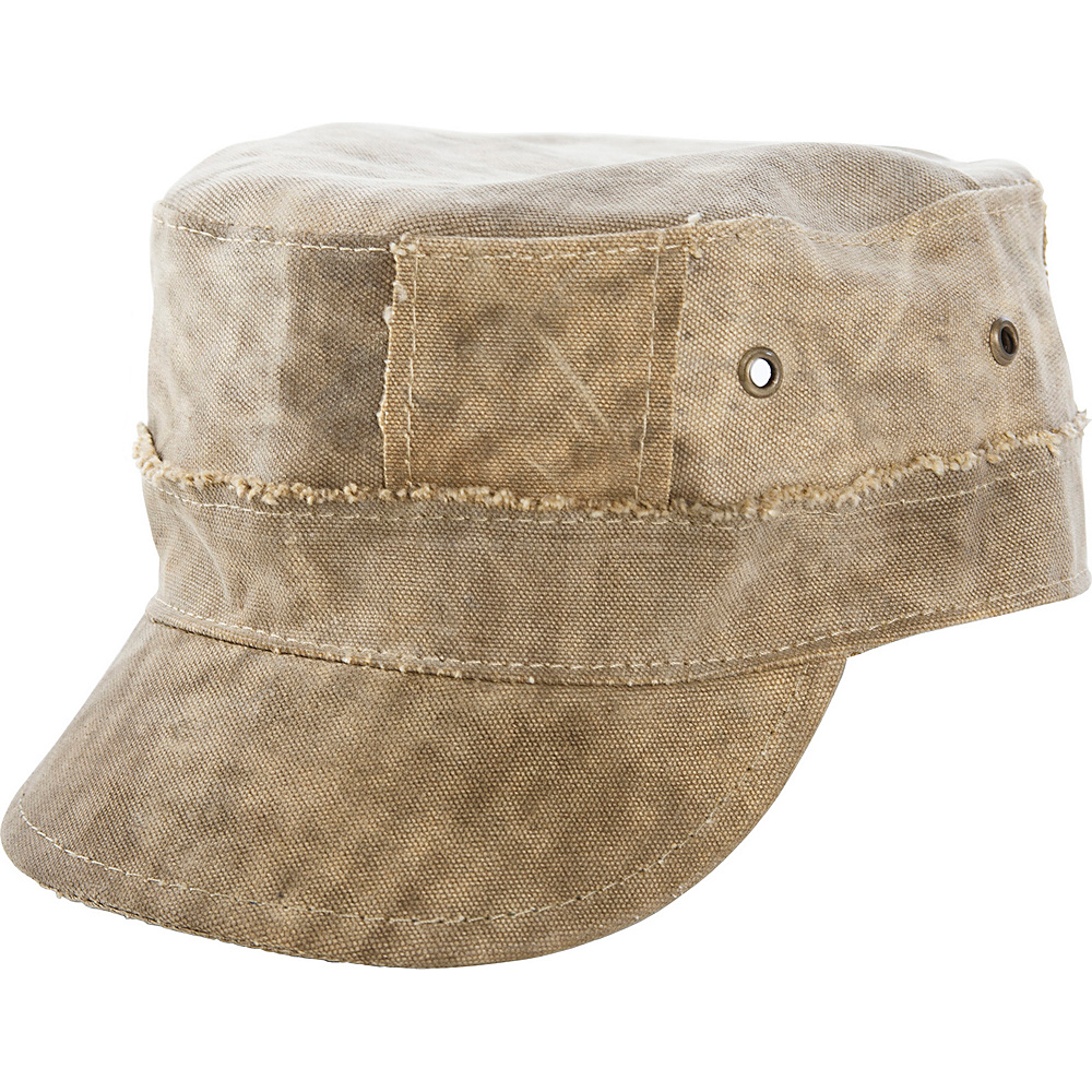 The Real Deal Cuba Libre Hat - Large One Size - Canvas - The Real Deal Hats/Gloves/Scarves