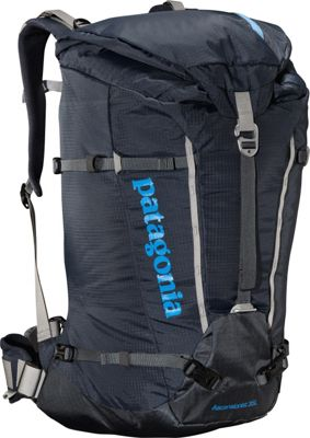 Patagonia Ascensionist Pack 35L Smolder Blue - Patagonia Backpacking Packs