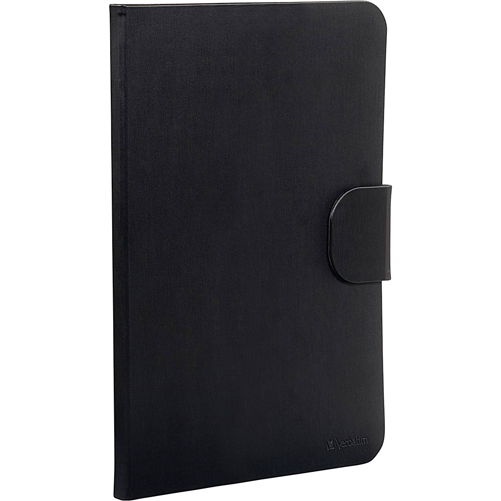 Verbatim Folio Case for Samsung Galaxy Tab 10.1 Black Verbatim Electronic Cases