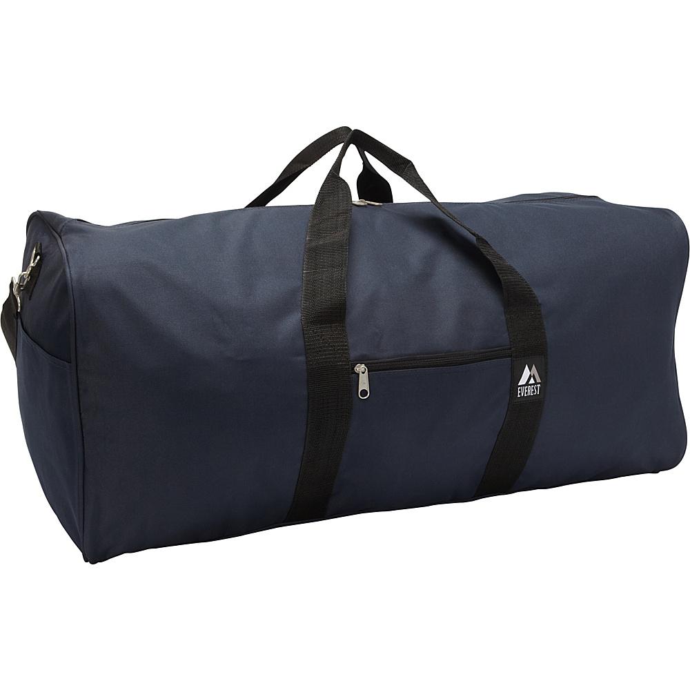 Everest Gear Bag - Large Navy - Everest Travel Duffels - Duffels, Travel Duffels