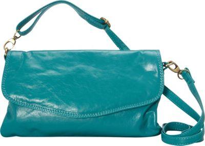 Latico Leathers Darryl Crossbody Caribe - Latico Leathers Leather Handbags