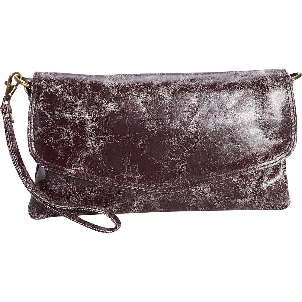 Latico Leathers Darryl Crossbody Astro Purple - Latico Leathers Leather Handbags - Handbags, Leather Handbags