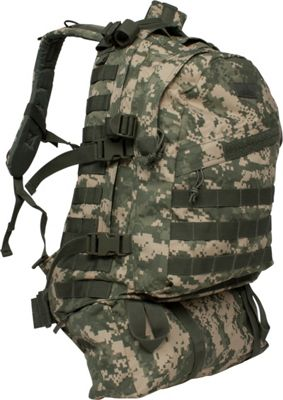 Red Rock Outdoor Gear Engagement Pack ACU Camouflage - Red Rock Outdoor Gear Day Hiking Backpacks
