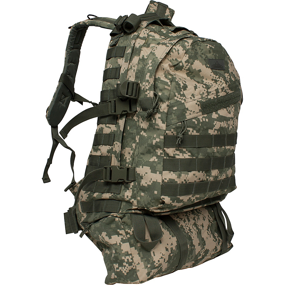 Red Rock Outdoor Gear Engagement Pack ACU Camouflage Red Rock Outdoor Gear Day Hiking Backpacks