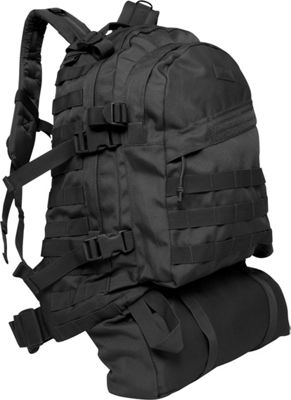 Red Rock Outdoor Gear Engagement Pack Black - Red Rock Outdoor Gear Day Hiking Backpacks
