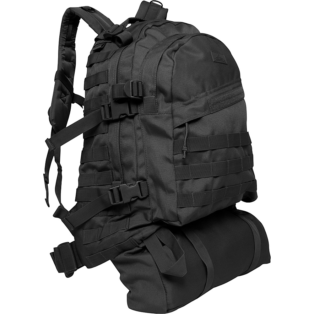 Red Rock Outdoor Gear Engagement Pack Black Red Rock Outdoor Gear Day Hiking Backpacks