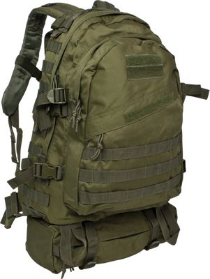 Red Rock Outdoor Gear Engagement Pack Olive Drab - Red Rock Outdoor Gear Day Hiking Backpacks