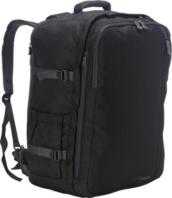 LiteGear LiteGear Travel Pack Black - LiteGear Travel Backpacks