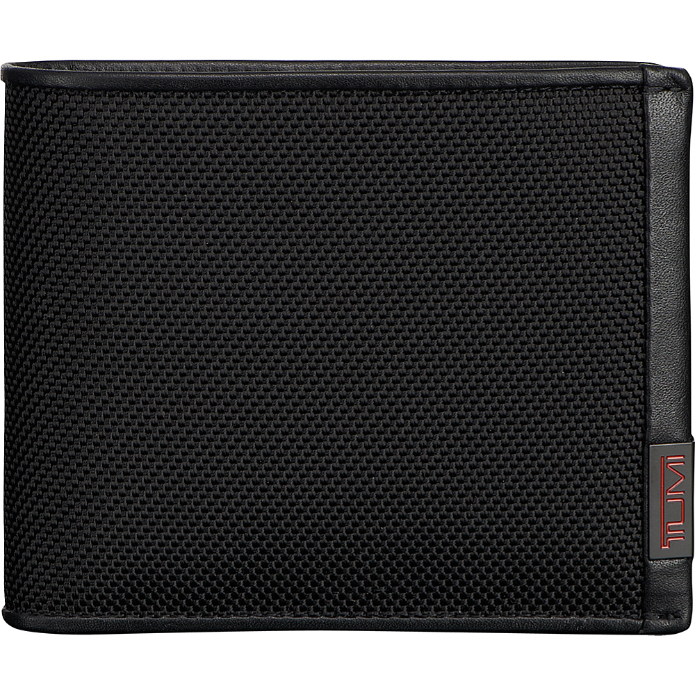 Tumi Alpha Global Removable Passcase ID Black - Tumi Mens Wallets - Work Bags & Briefcases, Men's Wallets