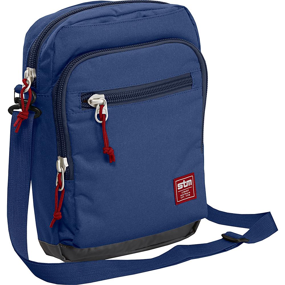 STM Bags Link iPad Shoulder Bag Navy - STM Bags Men's Bags