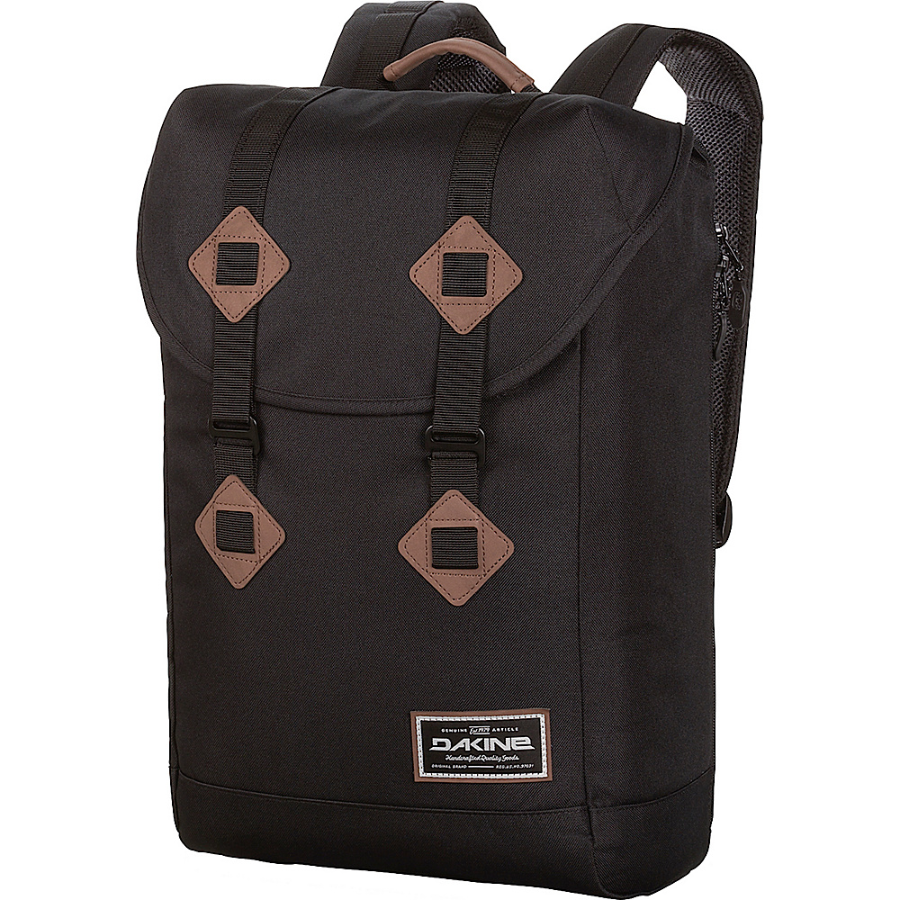 DAKINE Trek II 26L Laptop Backpack Black - DAKINE Business & Laptop Backpacks - Backpacks, Business & Laptop Backpacks
