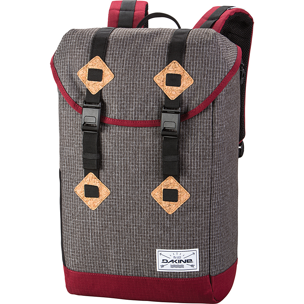 DAKINE Trek II 26L Laptop Backpack Willamette - DAKINE Business & Laptop Backpacks - Backpacks, Business & Laptop Backpacks