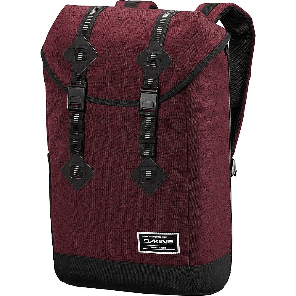 DAKINE Trek II 26L Laptop Backpack BORDEAUX - DAKINE Business & Laptop Backpacks - Backpacks, Business & Laptop Backpacks