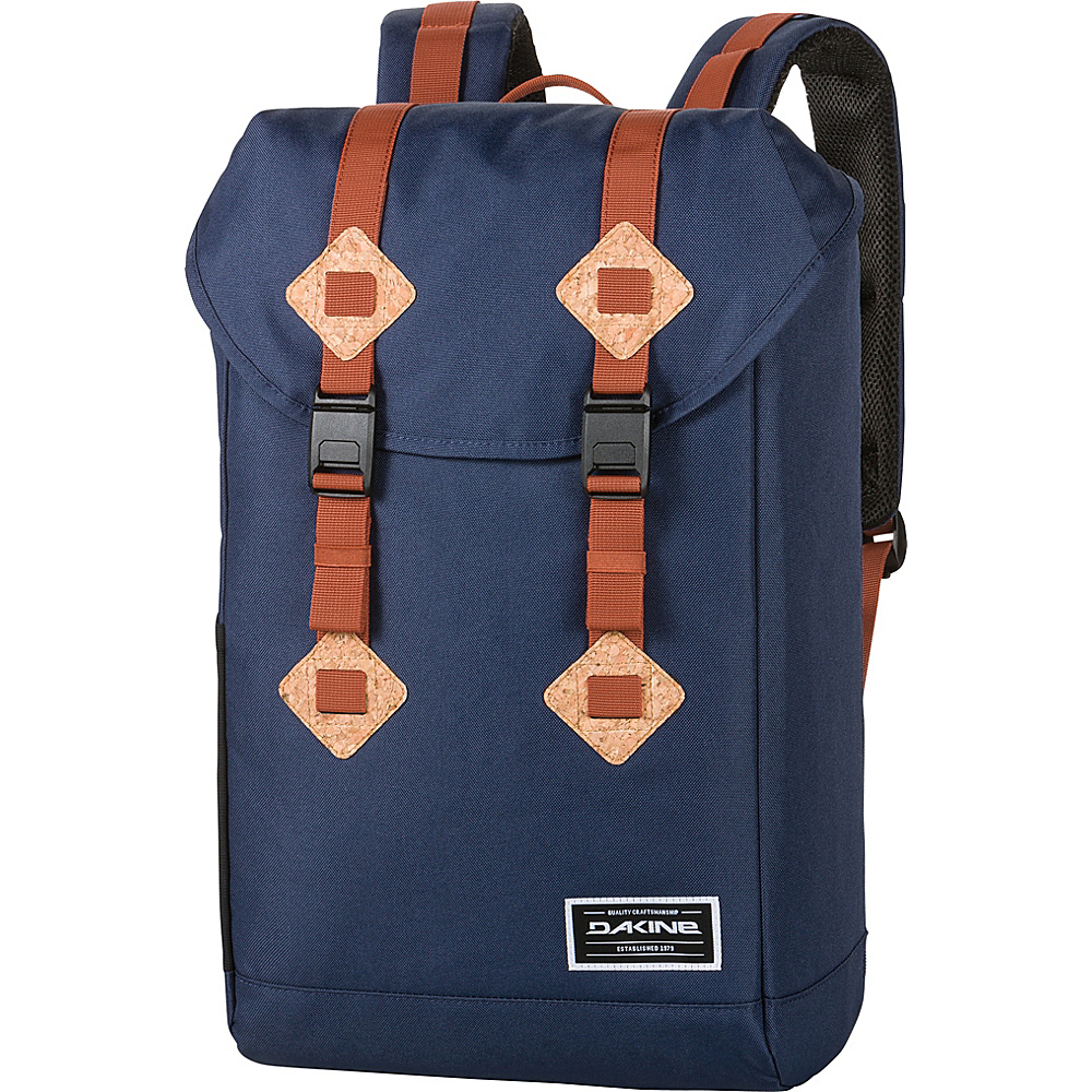DAKINE Trek II 26L Laptop Backpack Dark Navy - DAKINE Business & Laptop Backpacks - Backpacks, Business & Laptop Backpacks
