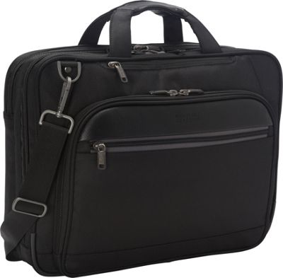 Kenneth Cole Reaction No Easy Way Out Laptop Bag Ebags Com
