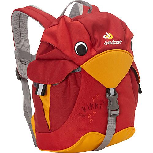 Deuter Kikki fire/cranberry - Deuter Backpacking Packs